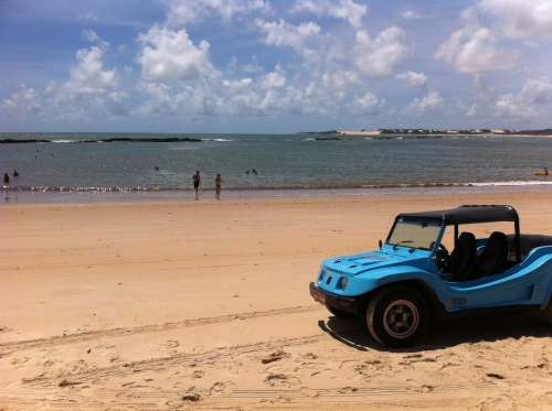 praia de graçandu