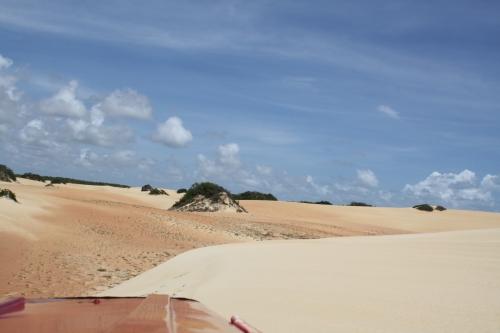 """as dunas onde foi gravado """"O Clone"""""""